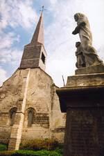 Eglise de Sains-en-Gohelle