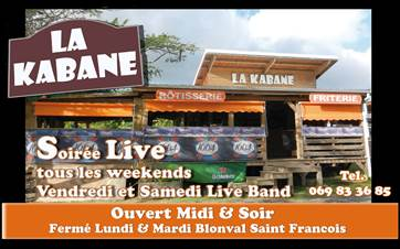 Photo : LA KABANE BLONVAL
