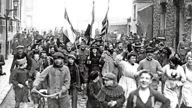 """Fête du centenaire - Commémoration : """"Joyeuse"""" de la fin de la guerre"""