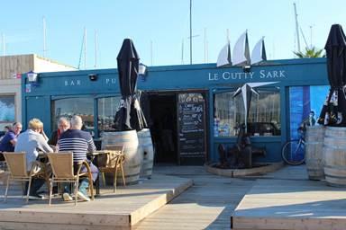 Le Cutty Sark
