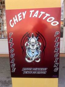 TATOUEUR Chey Tattoo