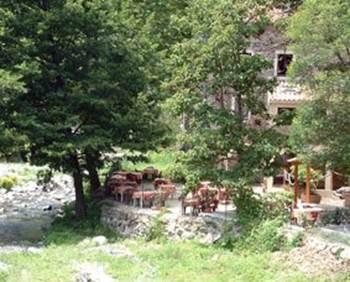 Le Moulin du Mazel