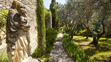 Les jardins remarquables de l'Abbaye Saint-André