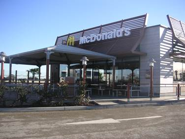 Mc Donald's La Palmeraie