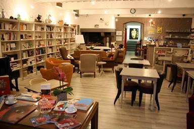 Salon de thé ENTREZ LIBRE Leucate