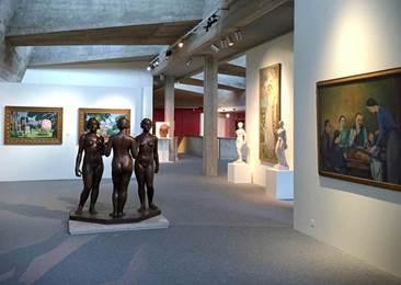 Musée Sainte Croix Poitiers