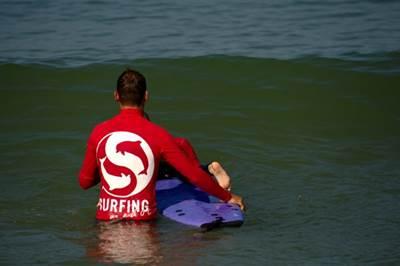 Surfing Médoc
