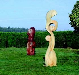 Sentier-Sculptures-Réminiac-Morbihan-Bretagne-Sud Bénédicte Boudaliez
