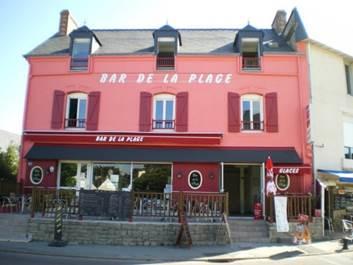 Bar-de-la-Plage-arzon-morbihan-bretagne sud Bar de la Plage