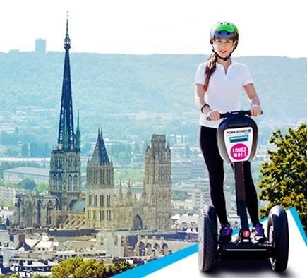 Ouverture de l'agence Mobilboard Rouen !