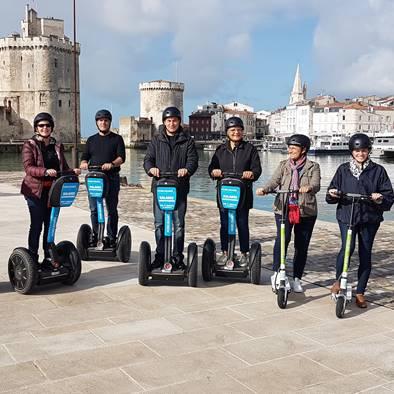 Les vélos et les trottinettes font leur entrée chez Mobilboard !