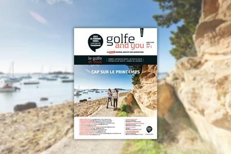 Golfe & You #1 - Avril à juin 2018