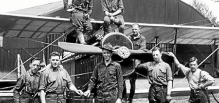 Exposition « Centenaire de l'arrivée des américains - 1917 »