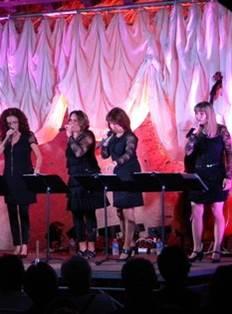 """Concert """"Les Divines"""""""