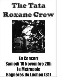Concert Roxane