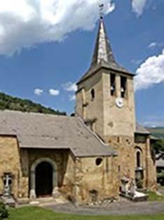 Eglise d'Oô