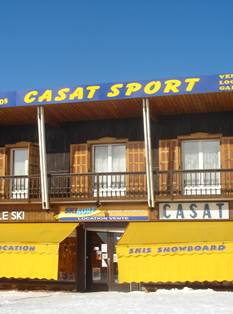 Casat Sports Superbagnères