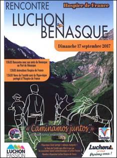 Rencontre Luchon Benasque