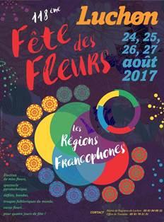 118ème fête des Fleurs de Luchon