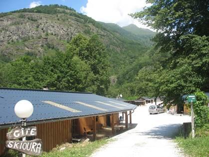 Gîte Skioura