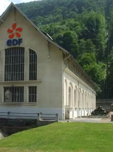 Visite de la centrale EDF