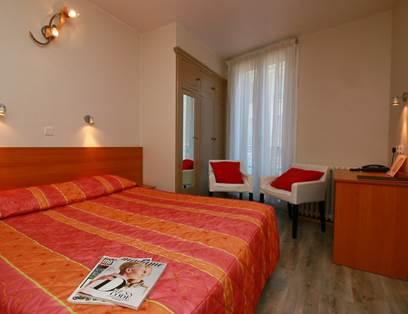 Chambre double confort Hôtel Panoramic