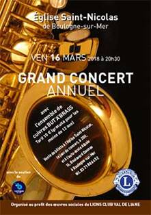 Grand Concert Annuel