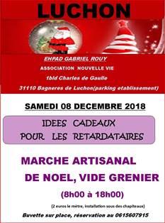 Marché de Noël et Vide-grenier