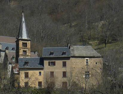 Eglise de Saccourvielle