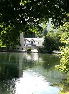 Lac des Quinconces