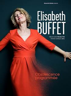 Spectacle d'Elisabeth Buffet
