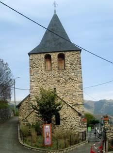 Église de Gouaux de Larboust