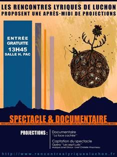 Projections Rencontres Lyriques