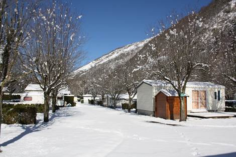 Camping l'hiver