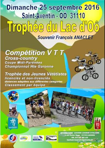 Trophée VTT du Lac d'Oô