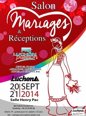 Salon Mariages et Réceptions