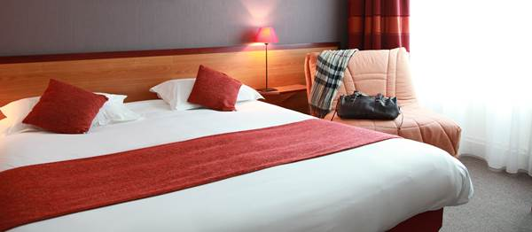 The Originals City, Hotel Manche-Océan
