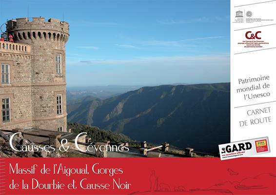 carnet de route Aigoual & Causses