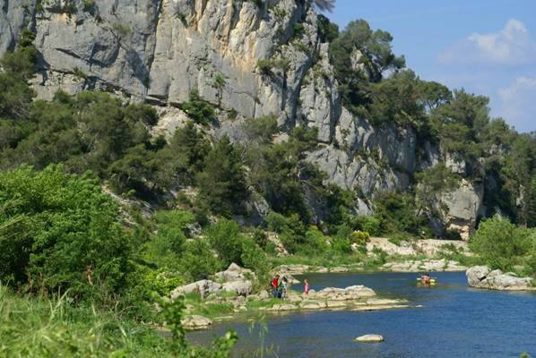 Les Gorges du Gardon- Escapades Nature Gard