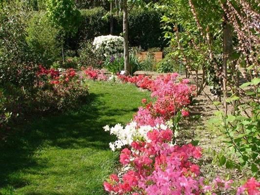Parc Floral les Camellias Alès