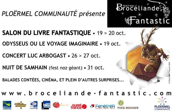 Brocéliande-Fantastic-Ploërmel-Morbihan-Bretagne-Sud Ploërmel Communauté