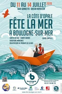 La Côte d'Opale fête la Mer édition 2019