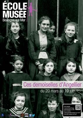 Ces demoiselles d'Angellier