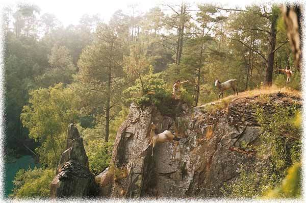 parc de prehistoire de bretagne - malansac - morbihan bretagne sud OT Vannes