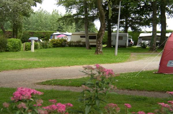 camping municipal de la digue