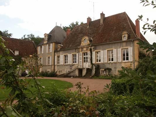 Château de Nyon - vue extérieure
