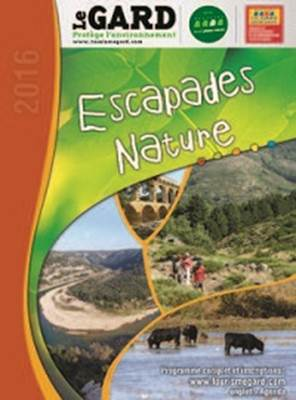 Les escapades nature 2016