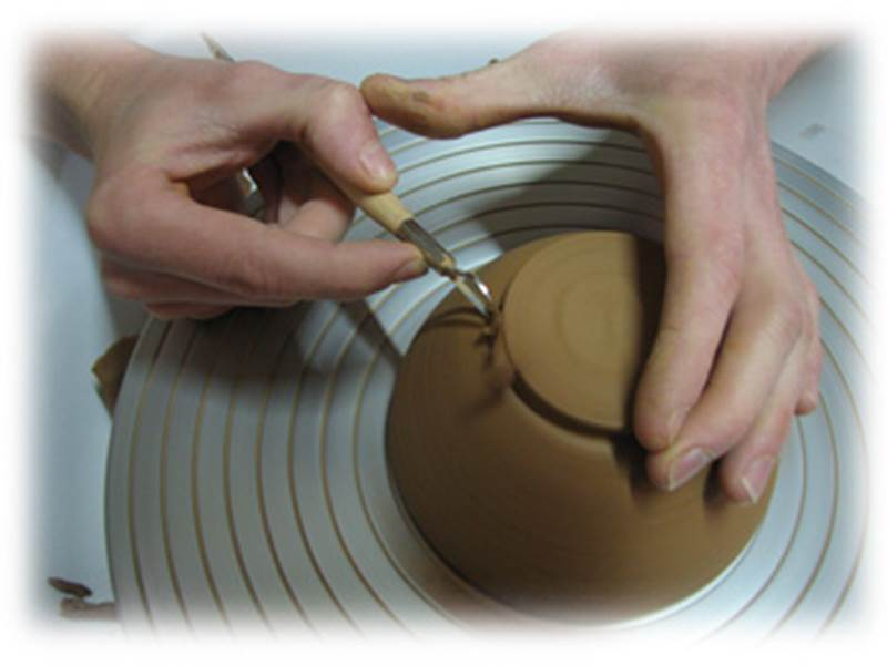 Atelier poterie à Carpentras