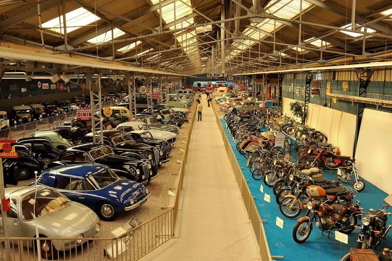 Музеи Реймса: музей автомобилей, путеводитель по Реймсу, достопримечательности Реймса