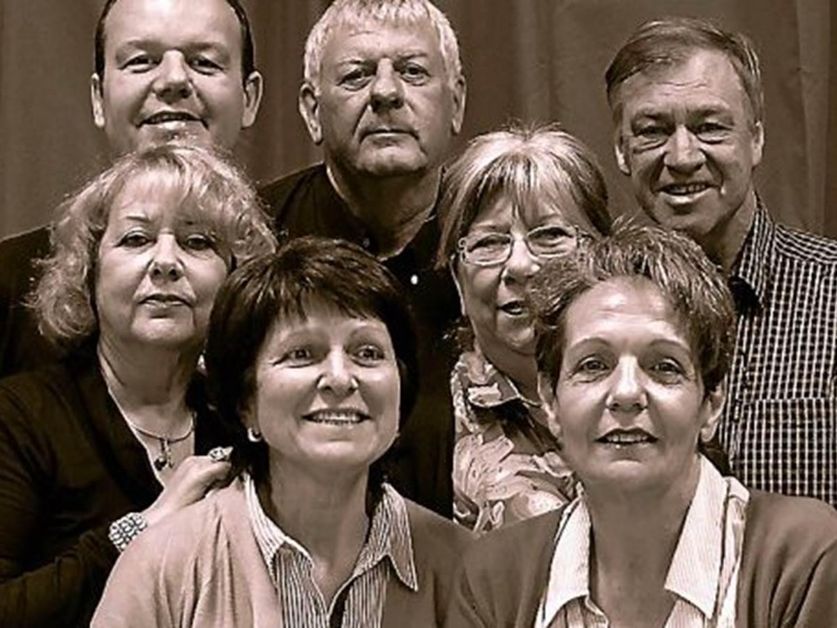 La troupe de théâtre de Collioure